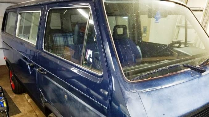 1984 Weekender in White Bear, MN | Campers for sale, Vw ...