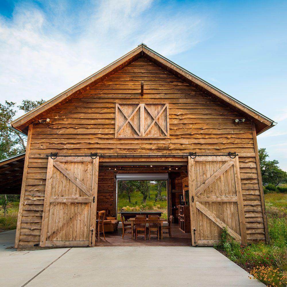 Sliding barn door in house - Classic Sliding Barn Door Heritage Restorations