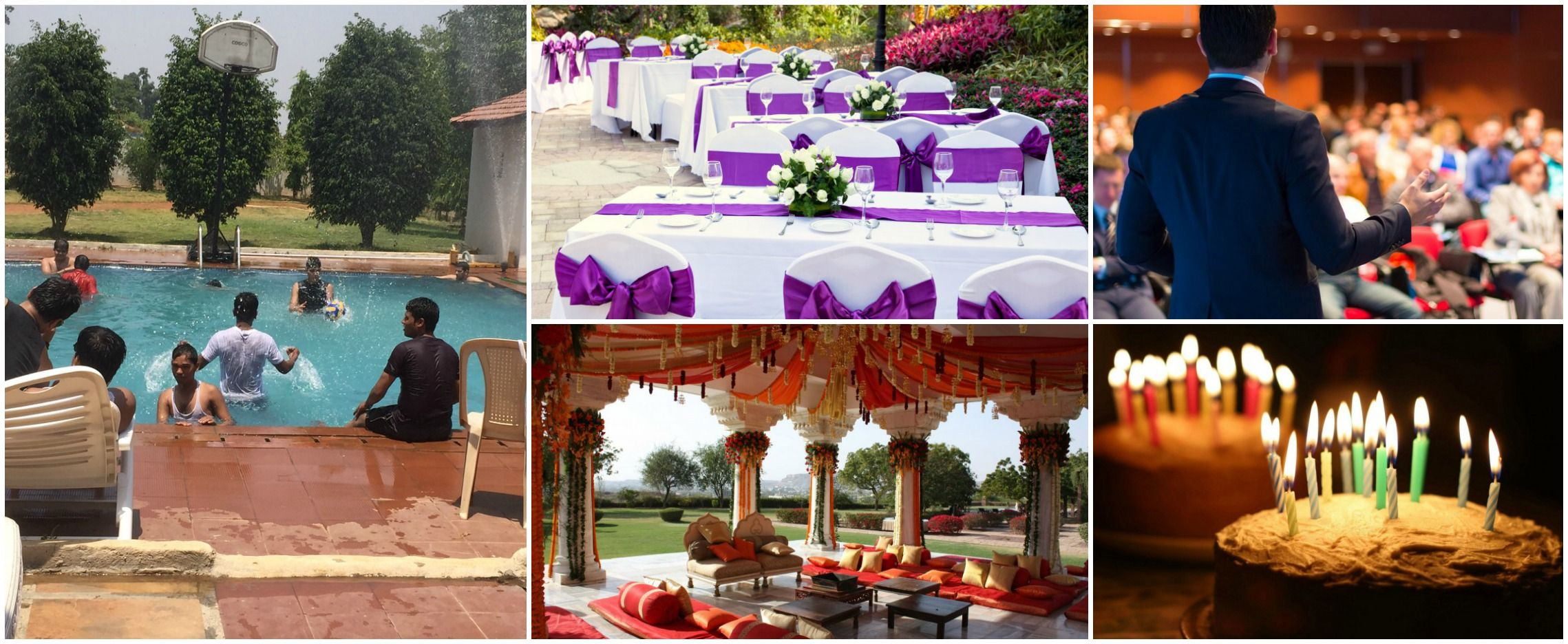 Enjoy your events at Karjatvilla farmhouse in Karjat.