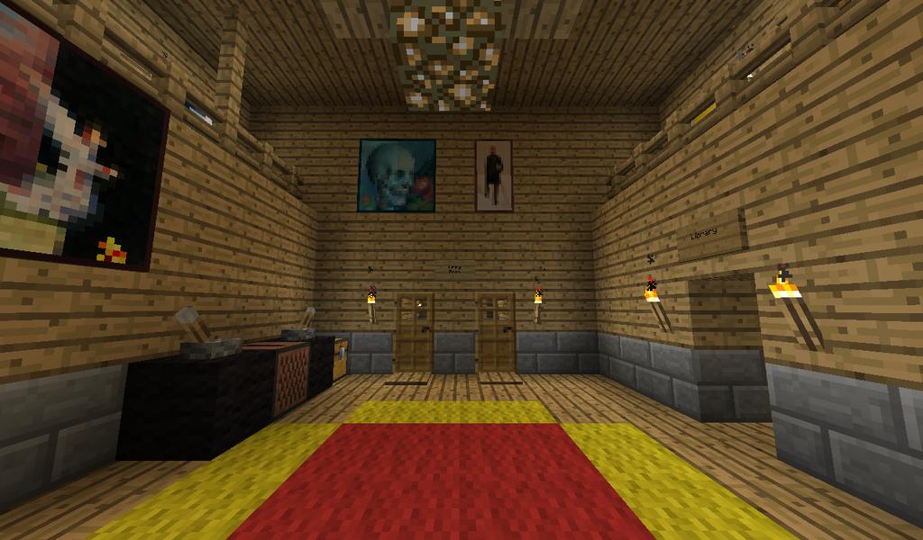 Best Minecraft Castle Interior Design Ideas Gallery Amazing - Cool minecraft house interior design
