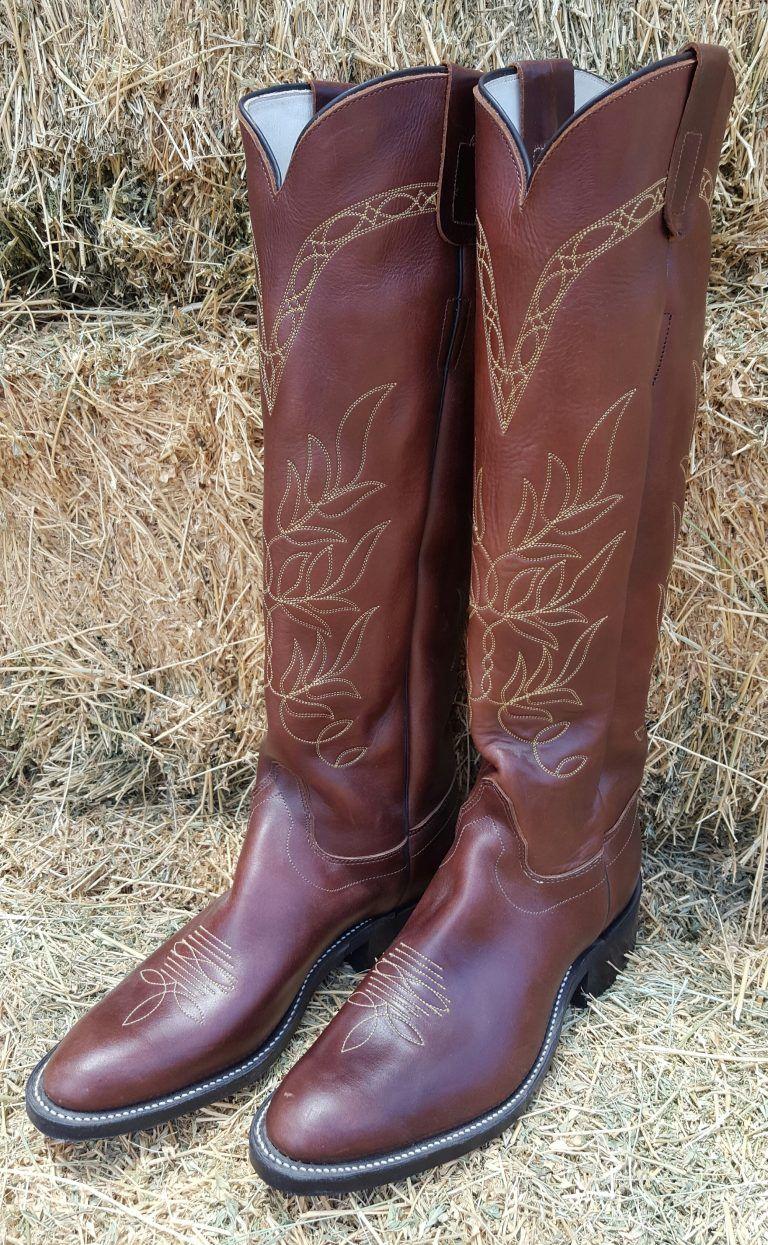Olathe Polo Boots | Polo boots, Custom