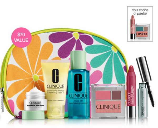 Clinique gift with purchase Makeup gift sets, Clinique