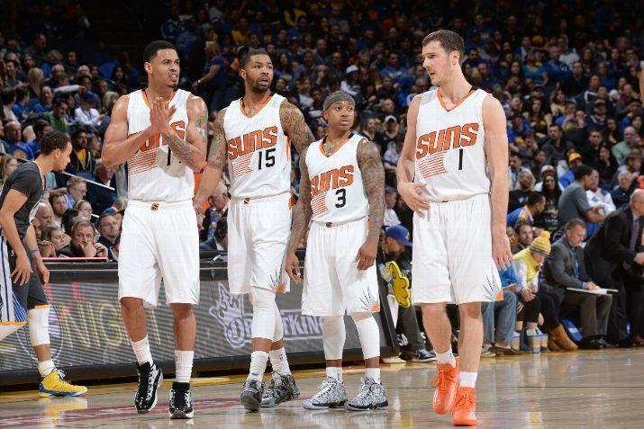 Phoenix Suns vs. Golden State Warriors - Photos - January 31, 2015 - ESPN