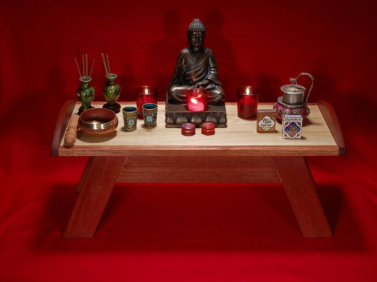 Meditation Altar / Shrine Medium Size Hand Made.. Via Etsy. | Meditation  Rooms, Alters, Tables U0026 Supplies | Pinterest | Meditation Altar