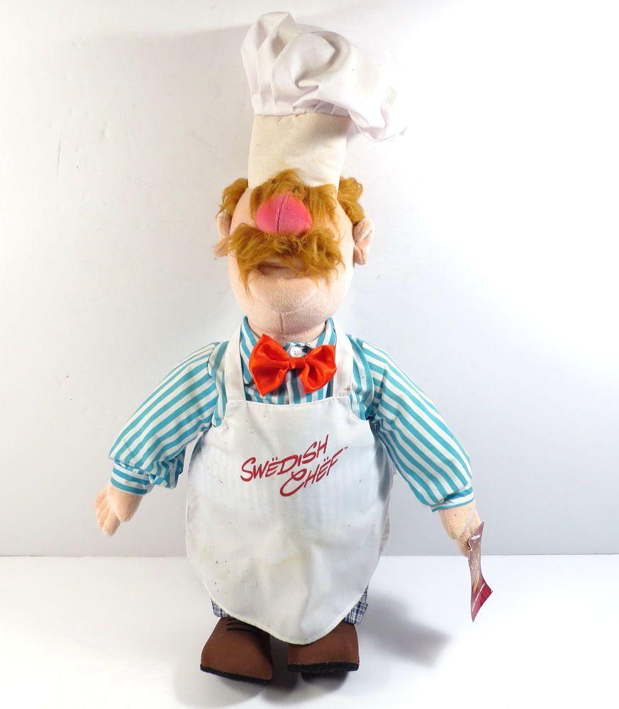 Swedish Chef Toys
