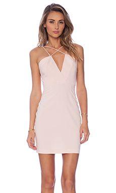 AQ/AQ x REVOLVE Yarra Mini Dress in Spanish Pink