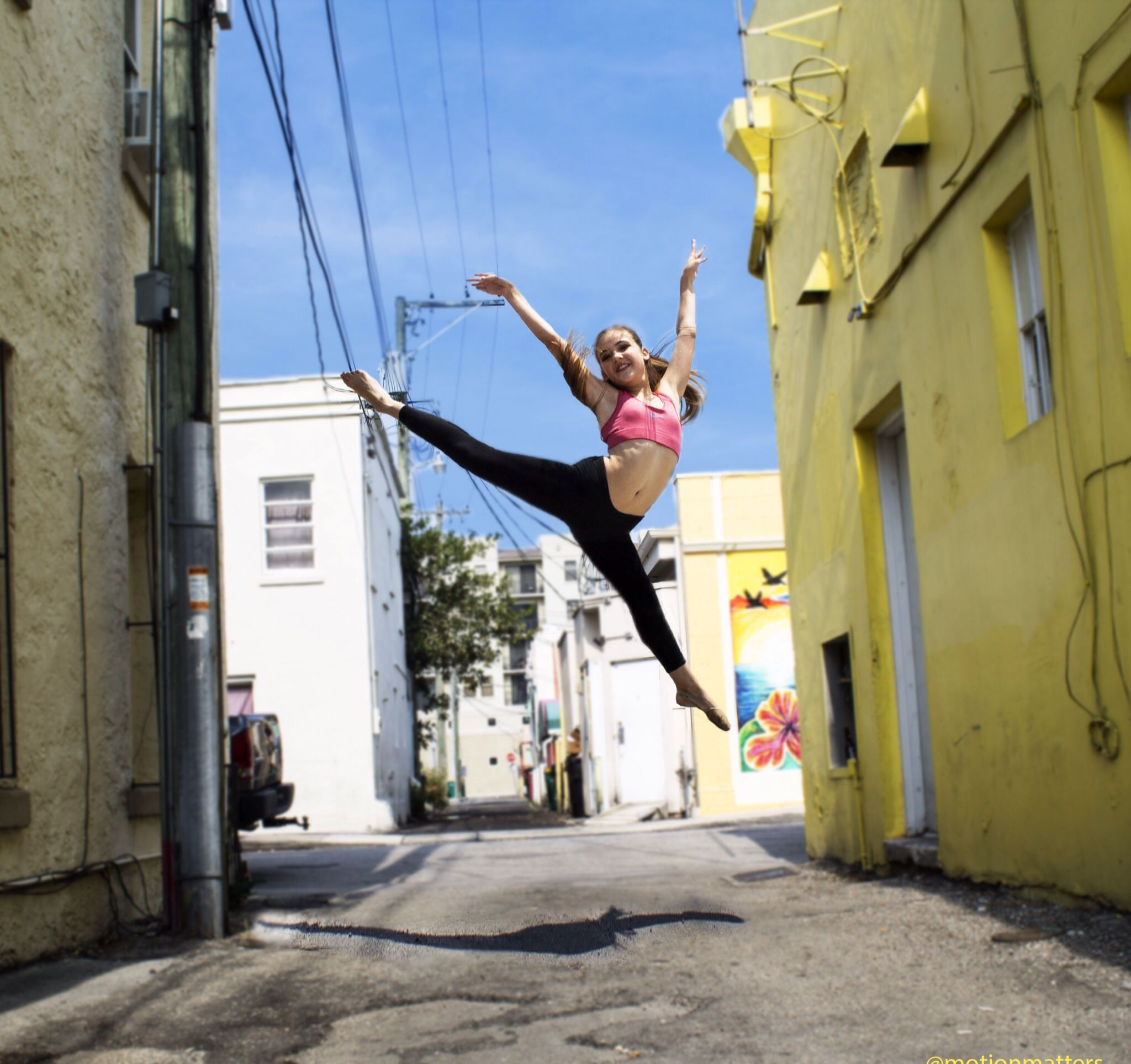 #Motionmatters #dance #leap #photography