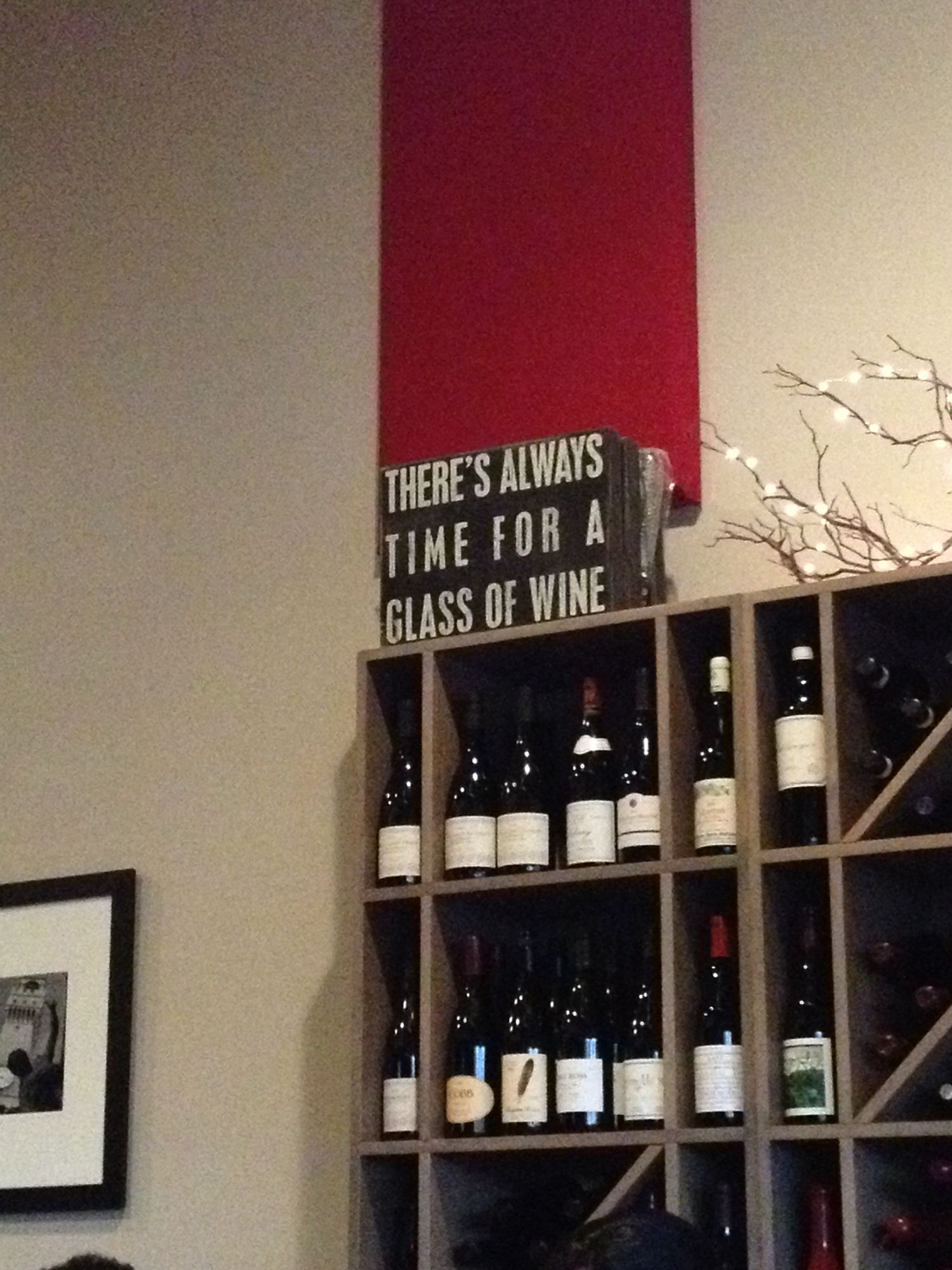 Apt Words At Vine And Vino Located In The Kensington Neighborhood Of San Diego I Dropped In Last Night And Enjoyed A Nice Glass Of Hunga Glass Wine Glass Vino