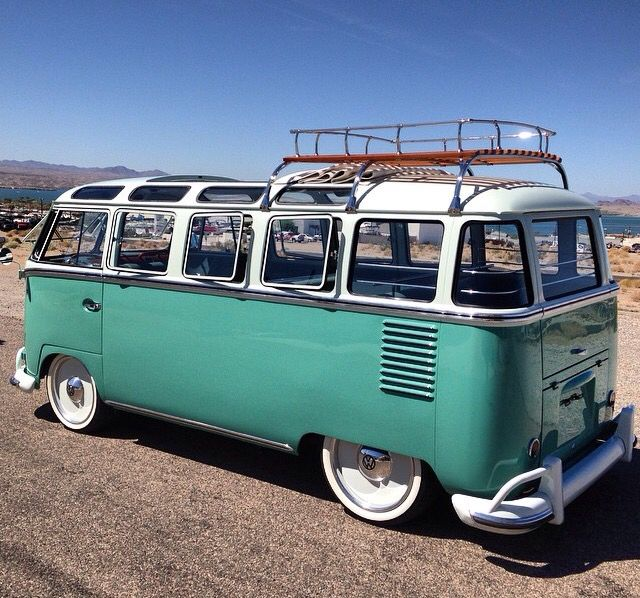 Vw 21 Window Bus Vintage Vw Bus Volkswagen Vans Vw Campervan