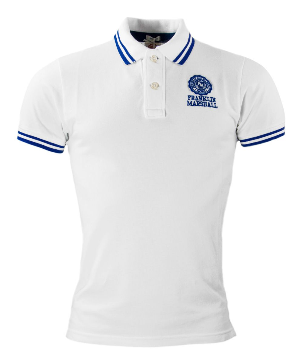 Franklin & Marshall Polo Shirt | Bazar Desportivo shop online - Calçado, Roupa e Acessórios para Desporto e Moda