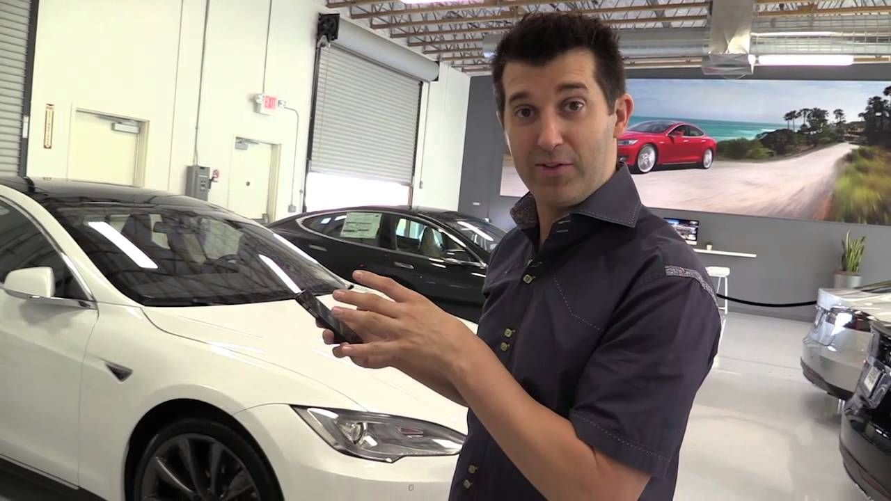 Famed Vegas Hypnotist Marc Savard Is In Tesla Paradise Behind The Scenes Delivery And Review For More Check Out Www Eva With Images Tesla Behind The Scenes Scenes