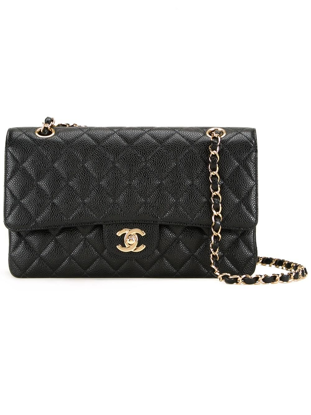 76604c51f4f93 Fashion blogger Veronika Lipar of Brunette From Wall Street sharing her  Luxury Valentine s Gift Guide for her - Vintage Chanel