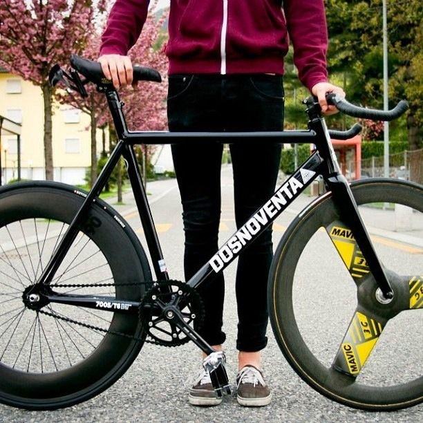 Dosnoventa Fixie Bicicletas Bicicleta Urbana Bici Fixie