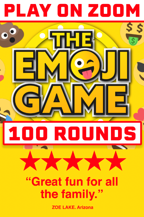The Emoji Game For Zoom Games To Play On Zoom Emoji Quiz For Kids And Adults Family Zoom Emoji Games Emoji Quiz Games To Play