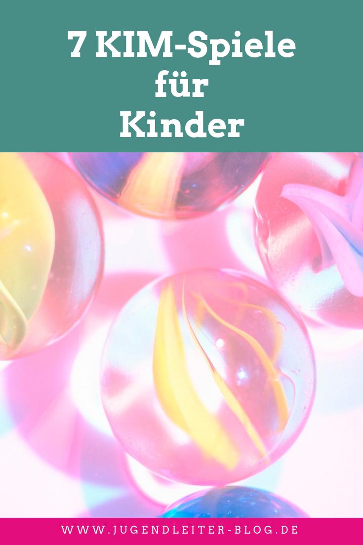 Kim Spiele Kindergarten