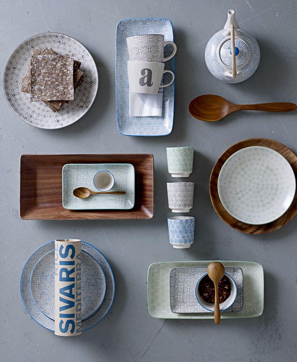 isabella tableware from bloomingville. Black Bedroom Furniture Sets. Home Design Ideas
