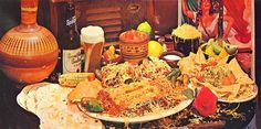 "An Austin chef recreated ZZ Top's ""Tres Hombres"" album, and it looks delicious!"