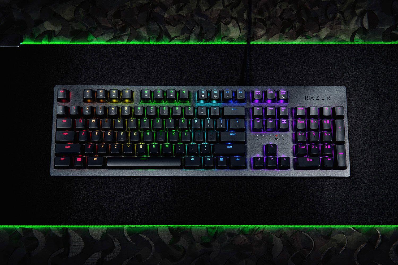 Razer Huntsman - The New Opto-Mechanical Switch Keyboard