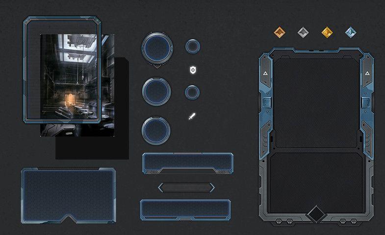 Futuristic Card Bundle Sponsored Spon Card Futuristic Bundle Icons Cards Card Design Graphic Design Branding