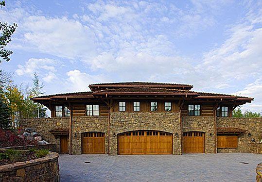 Wow Impressive 6 Bay Garage Garage Guest House Garage Design Plans Luxury Garage