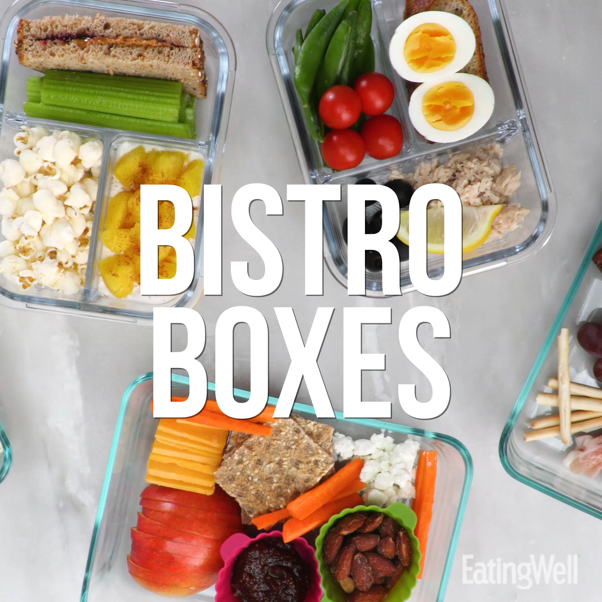 How to Make Your Own Bistro Boxes – Carey&CleanEatingS