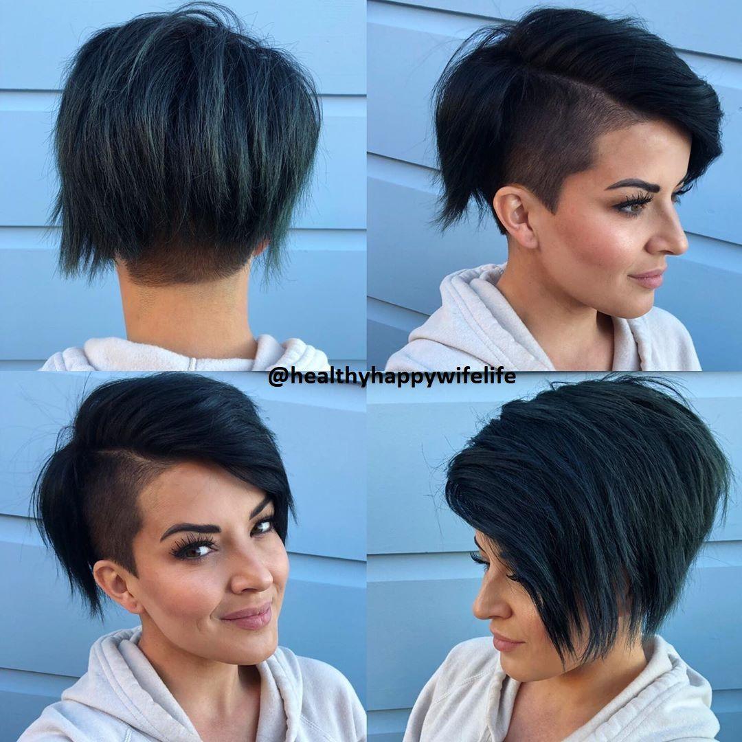 Schwarze Kurze Haare Frisuren Stil Haar Kurze Und Lange Frisuren Frisuren Kurze Haare Bob Kurze Haare Frisur Ideen Frisur Undercut