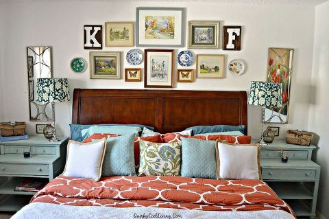 Flea Market Decorating Idea Box by Kimberly Noelle is part of Eclectic Cottage Living Room - Flea Market Decorating