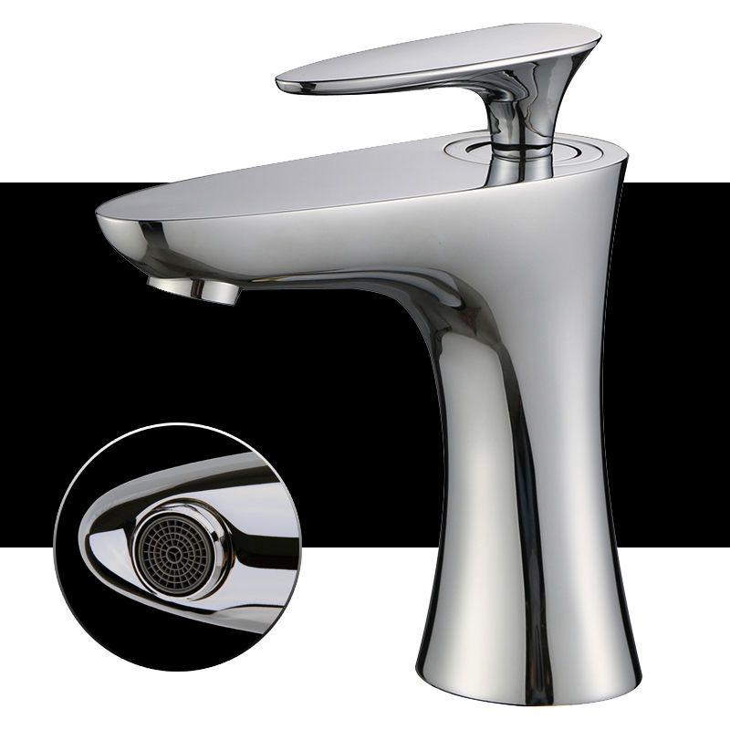 Design Einhebelmischer Wasserkran Wasserhahn Waschtisch Wasserfall Bad  Armatur