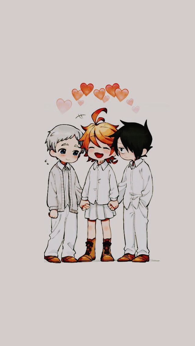 ➳ The Promised Neverland