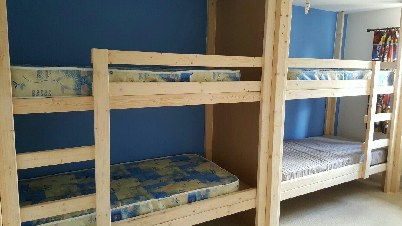 Quad Bunk bed by Bunk beds, Boy