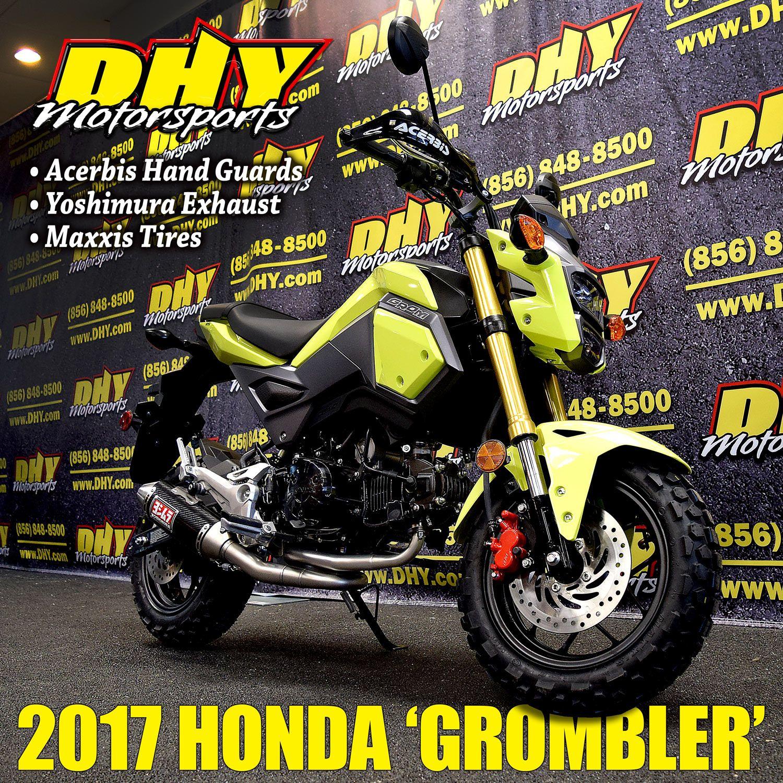 2017 Honda Grom   Honda Motorcycles & ATVs   Honda grom