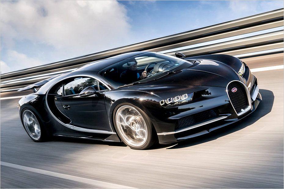 Teuerstes Serienauto Bugatti Chiron 2 856 000 Euro Bugatti