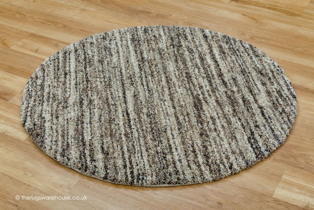 Dunya Brown Circle Rug In 2019 Round Rugs