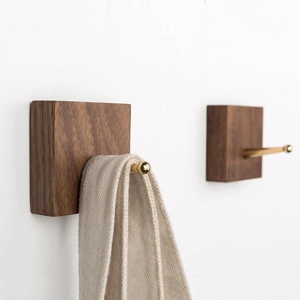 Finn Modern Nordic Wooden Coat Rack Warmly In 2020 Wooden Coat Rack Modern Coat Rack Modern Toilet