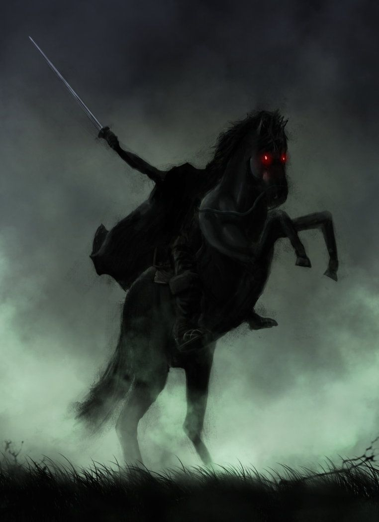 Headless Horseman Picture Headless Horseman Speedy By Jonake920