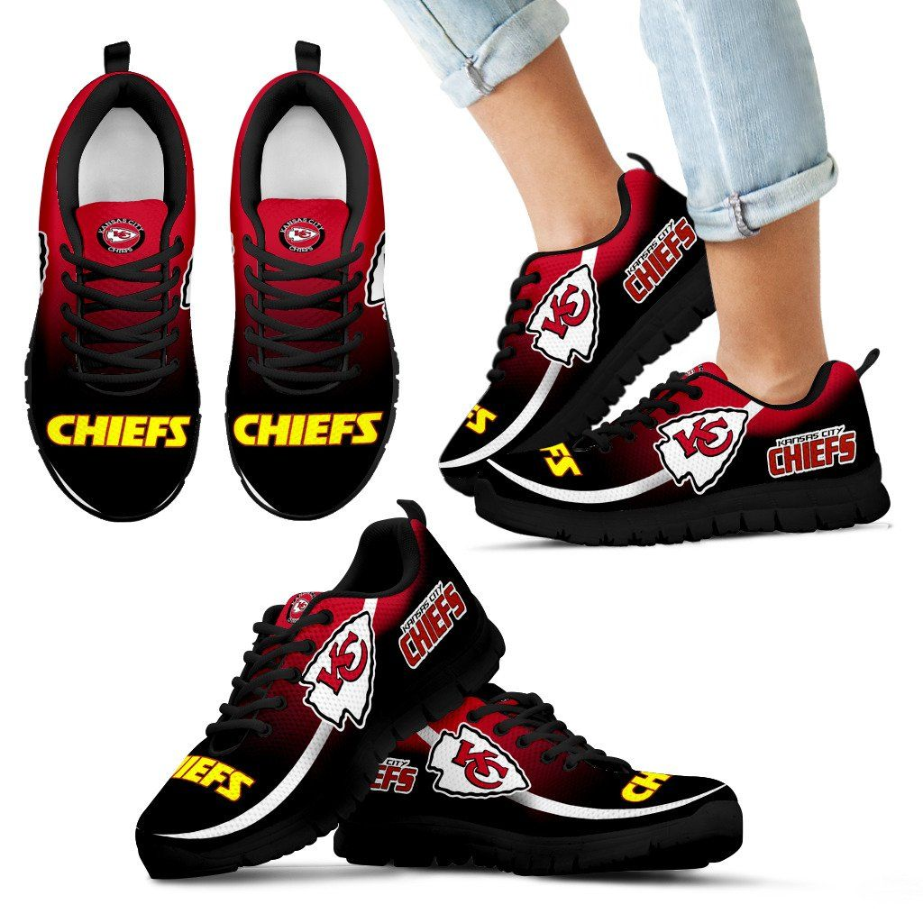 Mystery Straight Line Up Kansas City Chiefs Sneakers With Images Kansas City Chiefs Kansas City Chiefs Funny Kansas City Chiefs Craft