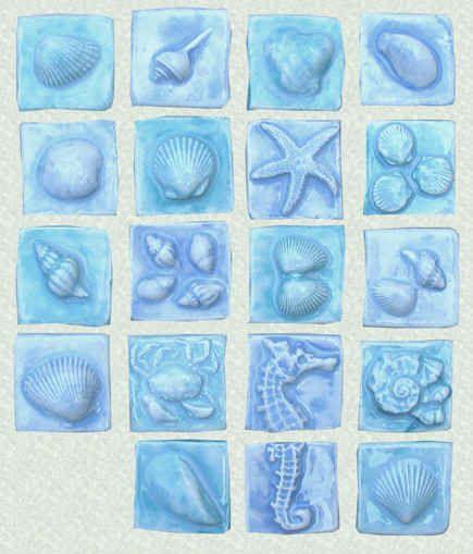 Seaside Inspiration Custom Art Tiles With Images Beach Theme