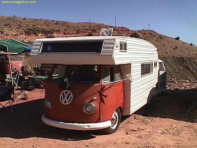 Bus Camper