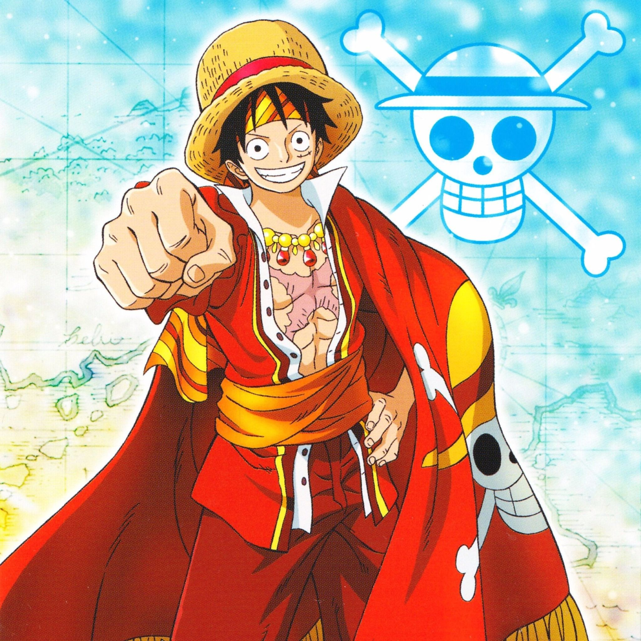One Piece Luffy Wallpaper: Young Luffy. Who Doesn't Like Luffy In One Piece?! Tap For