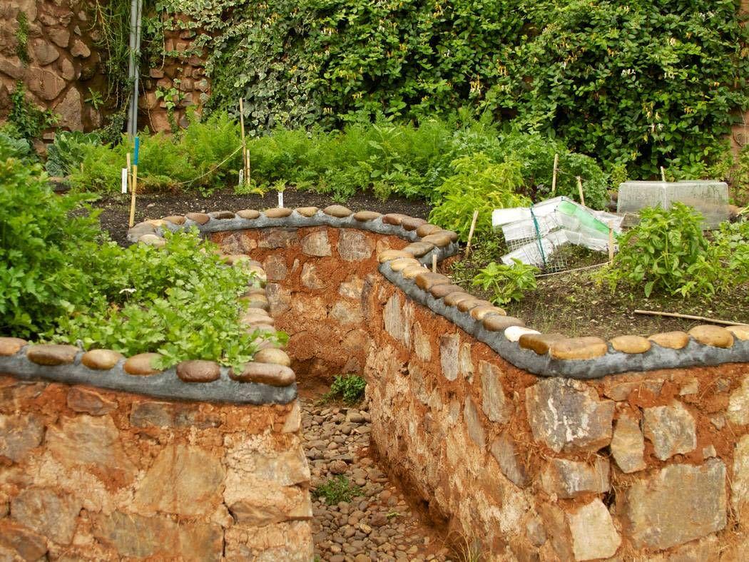 Hochbeet Aus Natursteinen Hochbeet Garten Hochbeet Und Garten Und Outdoor