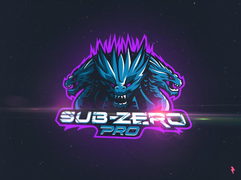 Sub Zero Pro Sub Zero Esports Logo Submarine