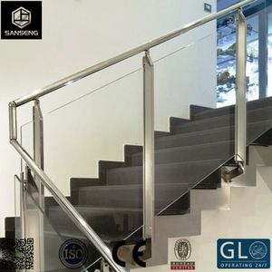 Stainless Steel Removable Handrail/staircase Railing/deck ...
