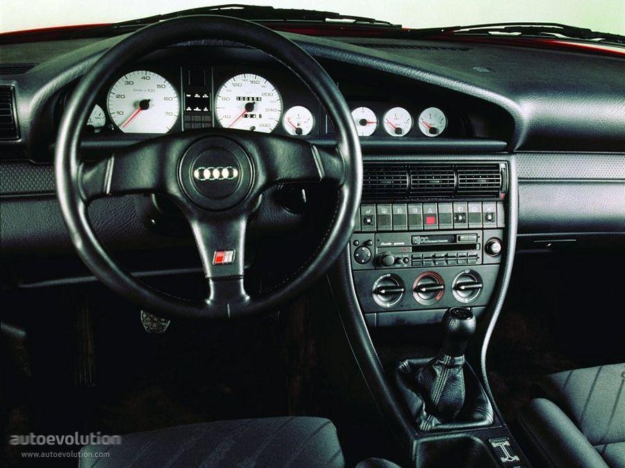 Audi S6 C4 Specs Photos 1994 1995 1996 1997 Audi S6