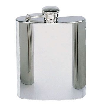 STAINLESS STEEL FLASK  $16.49