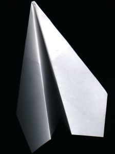 Lean Simulations: Lean Paper Airplane Game Instructions