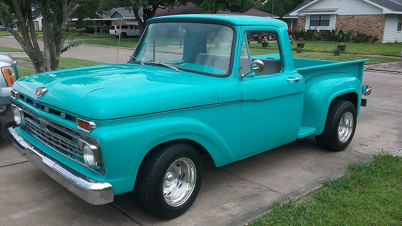 1962 Ford F100 For Sale 100887748 Classic Ford Trucks Ford