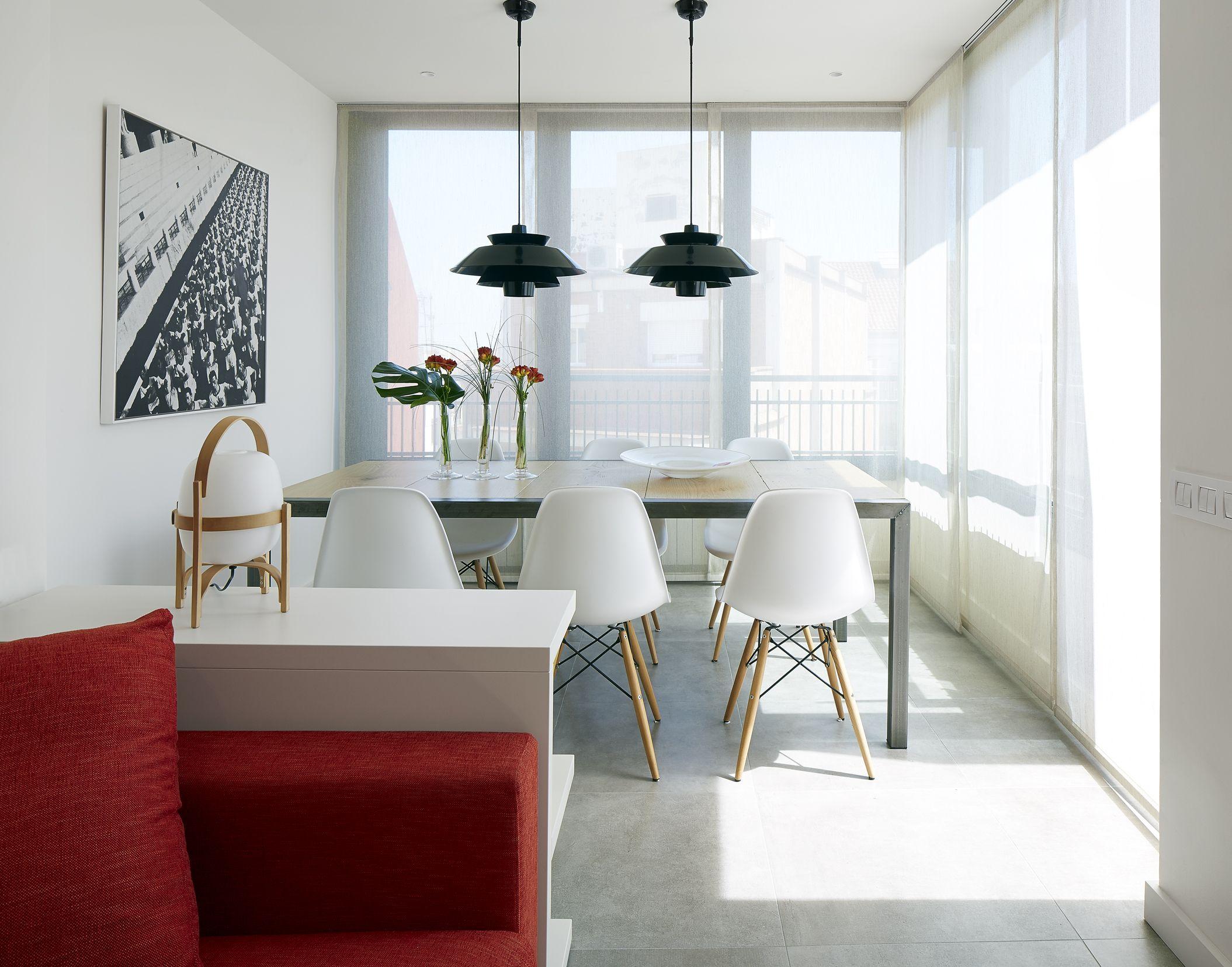 Salon Comedor De Diseño | Molins Interiors Arquitectura Interior Interiorismo