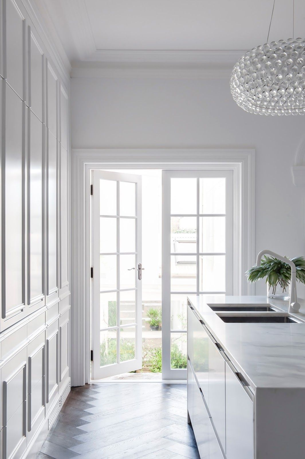 best 25  all white kitchen ideas on pinterest