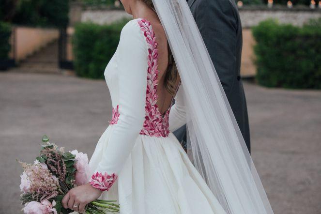 la boda de maria y fran | - bodas - | pinterest | vestidos de novia