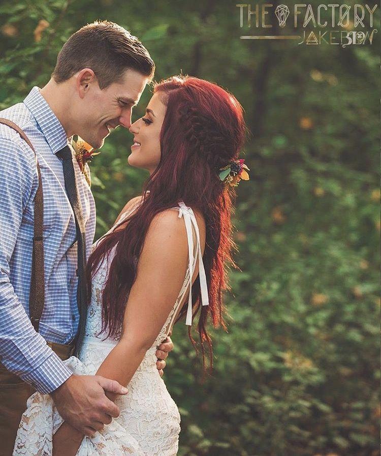 Cole and chelsea deboer love them goals hair care for Chelsea houska wedding dress designer